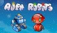 Alien Robots - играть бесплатно в игровой автомат клуба Вулкан