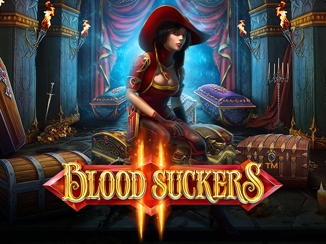 Игровой онлайн слот Blood Suckers II