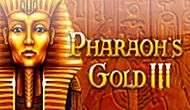 Игровой автомат Pharaoh's Gold III от казино Вулкан Удачи