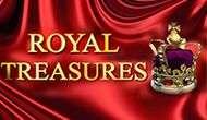 Игровой автомат Royal Treasures от гаминатор - играть бесплатно