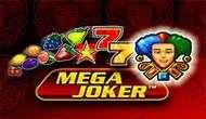 Игровой автомат Mega Joker без регистрации