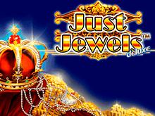 Just Jewels Deluxe от Novomatic для виртуальной игры